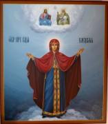 Рукописная икона Елецкая