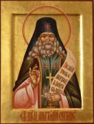 Рукописная икона Анатолий Оптинский старший