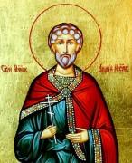 Рукописная икона Андрей Месукевийский