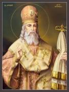 Рукописная икона Арсений Ростовский