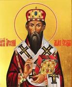 Рукописная икона Арсений Суздальский