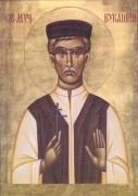 Рукописная икона Вукашин Сербский