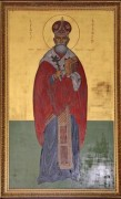 Рукописная икона Горазд Богемский