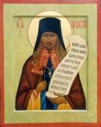 Рукописная икона Игнатий Лебедев