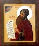 Рукописная икона Игнатий Прилуцкий