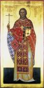 Рукописная икона Иоанн Царскосельский