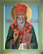 Рукописная икона Иона Московский