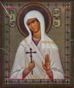 Рукописная икона Капитолина Каппадокийская
