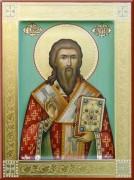 Рукописная икона Климент Анкирский
