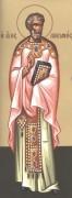 Рукописная икона Лукиан Антиохийский