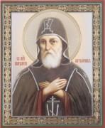 Рукописная икона Мардарий Печерский