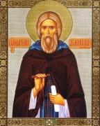 Рукописная икона Мартирий Зеленецкий