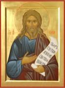 Рукописная икона Осия пророк