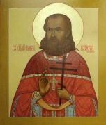 Рукописная икона Павел Шуйский