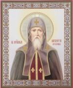 Рукописная икона Панкратий Печерский