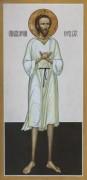 Рукописная икона Прокопий Вятский