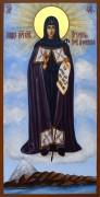 Рукописная Афонская икона Божией Матери