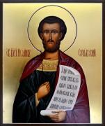 Рукописная икона Иоанн Сочавский