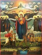 Рукописная Азовская икона Божией Матери
