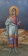 Рукописная икона Смарагд Севастийский
