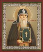 Рукописная икона Стефан Печерский