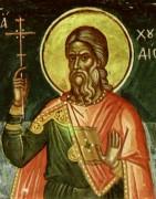 Рукописная икона Худион Севастийский