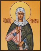 Рукописная икона Ревекка праведная