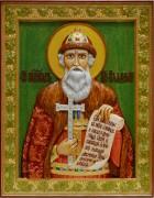Резная икона Владимир Равноапостольный 2