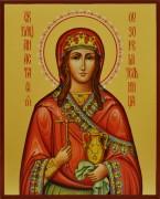 Рукописная икона Анастасия Узорешительница 2