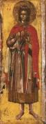 Рукописная икона Евстафий Анкирский