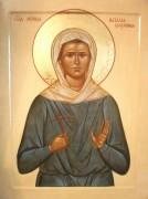 Рукописная икона Наталия Силуанова