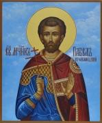 Рукописная икона Павел Птолемаидский