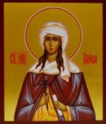 Рукописная икона Раиса 2