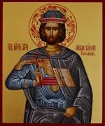 Рукописная икона Анастасий Персянин
