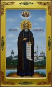 Мерная икона Сергий Радонежский 2