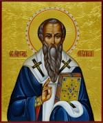 Рукописная икона Мирон Критский 2