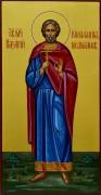 Рукописная икона Назарий Римлянин Медиоланский