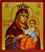 Рукописная икона Вифлеемская 2