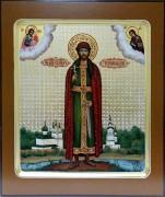 Рукописная икона Игорь Черниговский 3