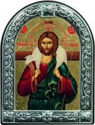 Греческая икона Добрый Пастырь арка