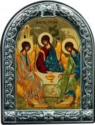 Греческая икона Святая Троица арка