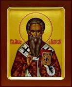 Рукописная икона Мирон Критский 3