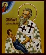 Рукописная икона Иулиан Кеноманийский