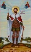 Мерная икона Александр Невский масло 2