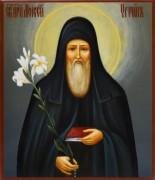 Рукописная икона Моисей Угрин
