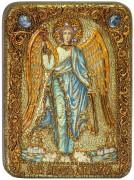 Икона ручной работы Ангел Хранитель Ростовой