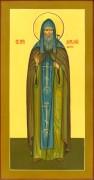 Рукописная икона Святой Антоний Дымский