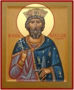 Святому благоверному князю Вячеславу Чешскому