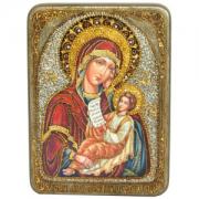 """Пред иконою """"Утоли моя печали"""" (25 января / 7 февраля)"""