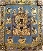 Чудесное обретение Курской Коренной иконы «Знамение»